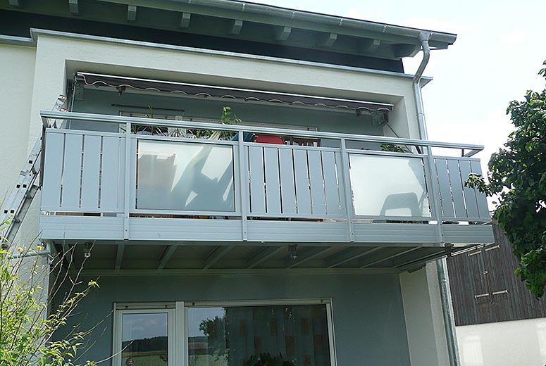 Balkone Sgg Aluminium