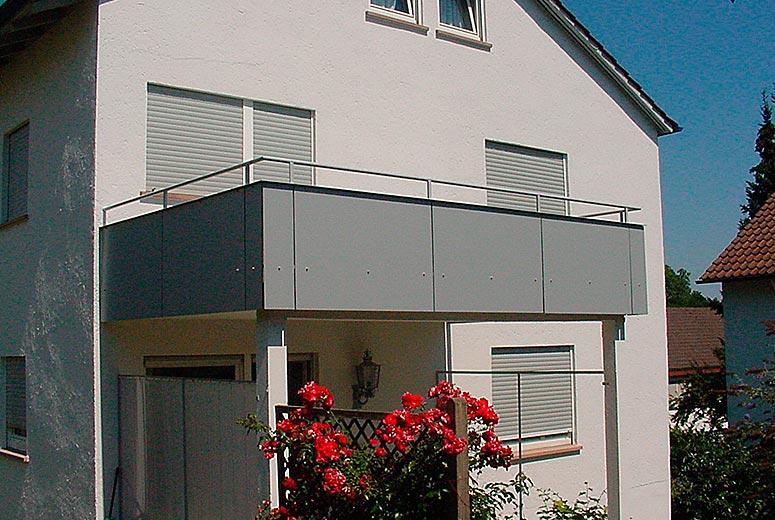 balkone sgg aluminium. Black Bedroom Furniture Sets. Home Design Ideas